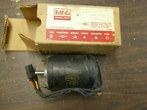 NOS OEM Ford 1961 1962 Lincoln Continental Power Window Motor
