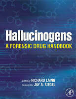 Hallucinogens. A Forensic Drug Handbook (Hardback book, 2001)