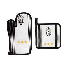 Guanto da Forno Presina F.c. Juventus Juve Set Barbecue Ufficiale Q341
