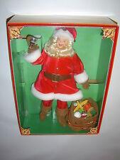 1999 Mattel Coca Cola Santa Claus 1948 12'' Doll Figure Xmas Classic Edition