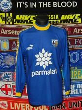 4.5/5 Parma adults XL 90's original football shirt jersey trikot maglia soccer
