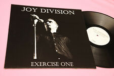 JOY DIVISION LP EXSERCISE ONE DISORDER RECORDS NM !!!!!!!!!!!!!!!!!!
