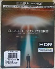 Close Encounters of the Third Kind Steelbook - (4K Ultra Hd + Blu-ray) - New