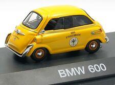 """Schuco 1:43 BMW 600 """"ADAC"""" # 02344"""