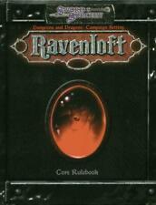Sword & Sorcery Ravenloft d20 Ravenloft HC VG+