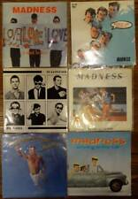 Madness Picture Sleeve Tomorrow's Just Another Day Stiff BUY 169