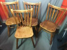 Cushman Colonial Solid Wood Chair Made In USA