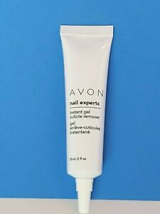 NEW Avon Nail Experts Instant Gel Cuticle Remover ~ 5 oz ~ FREE Shipping!