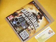 CALL OF JUAREZ THE CARTEL Playstation 3 PS3 NUOVO SIGILLATO vers. UFF. ITALIANA