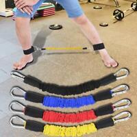 Fitness Jump Leg Strength Resistance Band Bounce Trainer Rope Training Strap JA