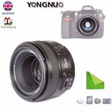 Yongnuo YN50mm F1.8 Auto Focus Lens Large Aperture MF AF For Nikon D5300 D3200