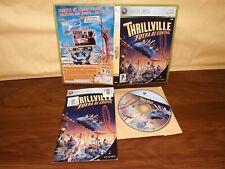 Thrillville Fuera De Control Pal ESP Xbox 360 PAL Combino Envios