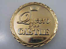 UNITED STATES ARMY ENGINEER WIFE QUEEN CASTLE CHALLENGE COIN