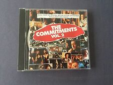 CD THE COMMITMENTS vol. 2 - MUSIC FROM THE ORIGINAL MOTION PICTURE SOUNDTRACK