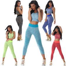 Extra leichte Damen-Fitnessmode aus Polyamid für Fitness & Yoga