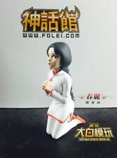 SHG Saint Seiya Myth Cloth Hair of Shiryu + 4 Bracelets + White Shunrei Figure