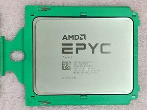 AMD EPYC 7642 48-Core 2.3GHz Up to 3.3GHz 256M 225W Processor 100-000000074 SP3