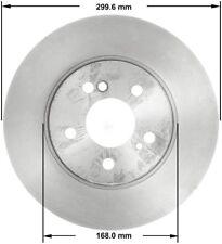 Bendix Premium Drum and Rotor PRT1120 Rear Left Brake Rotor