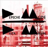 LP-DEPECHE MODE-DELTA MACHINE -2LP- NEW VINYL RECORD