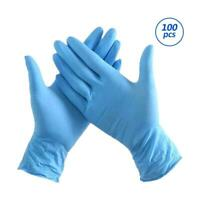 "Kleenguard G10 Flex Blue Nitrile Gloves, Blue, 9.5"", X-Large, 100/Box (KCC38522)"