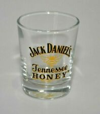 Jack Daniels Tennessee Honey Bee Whiskey Alcohol Brewery Barware Shot Glass