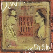 BETH HART / JOE BONAMASSA - DON'T EXPLAIN - CD SIGILLATO 2011