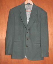 Men's Wool Blazer / Sports Jacket Chest 36 by Nico Sage Green