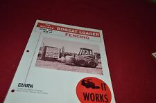 Bobcat Skid Steer Does The Job in Fencing 1976 Dealers Brochure DCPA2