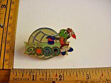 Earth Day 2000 Jiminy Cricket Disneyland Rare Disney Pin Nice!