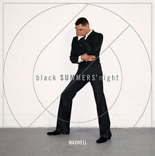 Brand New! blackSUMMERS'night by Maxwell - Exclusive Smoke Color Vinyl Double LP