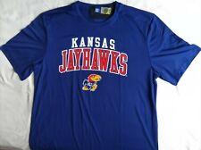 Kansas Jayhawks Fanatics Branded Showtime Square Up Men's T-Shirt