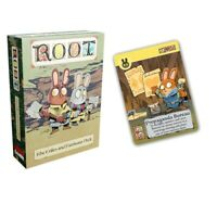 Leder Games, Root Exiles & Partisans Deck, New And Sealed