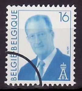 Specimen, Belgium Sc1515 King Albert II.