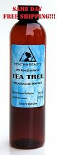 Tea Tree Essential Oil Aromatherapy Natural 100% Pure 8 Oz