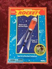 The Meteor Rocket By Scientific Explorer Factory-NEW