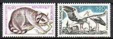 France 1973 Yvert n° 1754 et 1755 neuf 1st choice