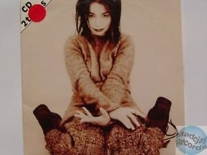 BJORK VIOLENTLY HAPPY france CD SINGLE 2T card sleeve