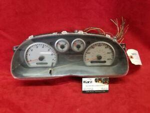 Speedometer Cluster Tachometer MPH SE Fits 04 MAZDA B-2300 2213