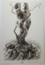 Eve - Patrick Meadows - Signed  Lithograph