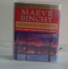 Audio Book Maeve Binchy This Year Will Be Different Read By Kate Binchy