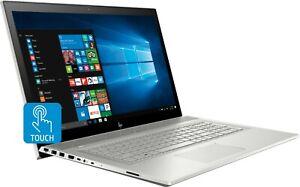 HP Envy 17m-bw0013dx Touchscreen Laptop Intel i7-8550u 12Gb Ram 1TB  HDD Grade A
