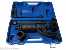 """1"""" Dr Torque Multiplier Wrench Wheel Brace Nut Remover 64 to1 with 30 32  A6901"""