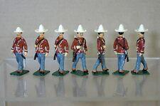 Kopie Modelle Patrick Campbell Britains B Infanterie Marsch x7 Mv