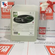 Autoglym Interior Shampoo Cleaner 5 Litre 5L +AG Bottle (Car Trade Use ORIGINAL)