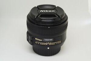 Nikon AF-S NIKKOR 50mm F/1,8G - sehr guter Zustand, wenig gebraucht