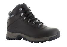Hi-Tec Women's Eurotrek Lite Waterproof High Rise Hiking BOOTS Brown (dark Choc