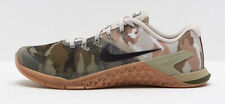 Nike Metcon 4 Trainers Running Sports Fitness Shoes Men's UK 12 New Olive RARE