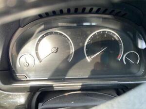 Speedometer Cluster MPH With Navigation Thru 2/13 Fits 11-13 BMW X3 454674