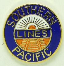 Railroad Hat-Lapel Pin/Tac -Southern Pacific Lines  (SP)  #1048-NEW