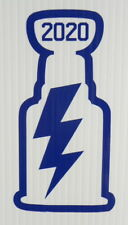 Tampa Bay Lightning STICKER DECAL 2020 Stanley Cup Champions, Free shipping